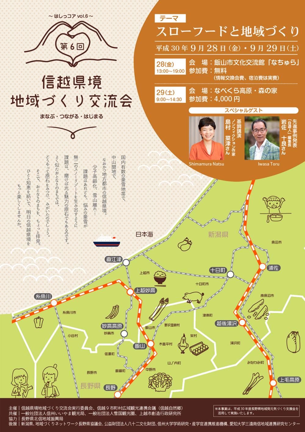 信越県境地域づくり交流会